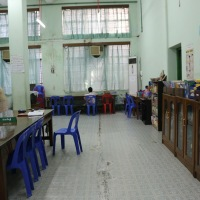 Myanmar - a few library visits