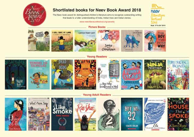 Book Poster Neev Shortlist updated