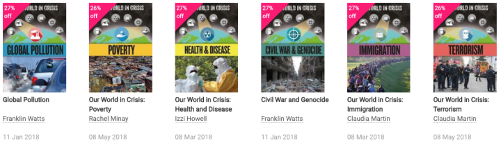 Our world in Crisis